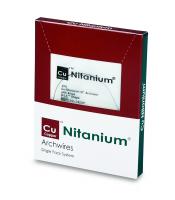 CU Nitanium Archwires 27°/35°C